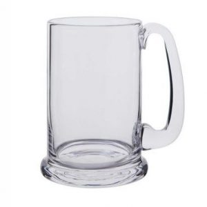 Dartington Crystal Real Ale Tankard - Full Pint
