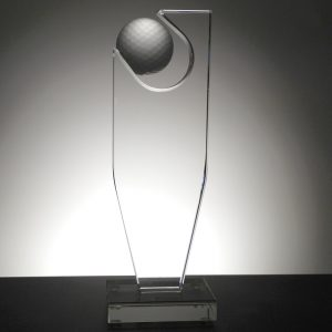 Gotcha Golf Trophy 22.3cm high