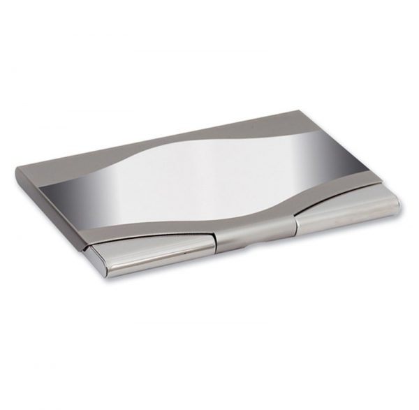 Nickel-plated-Credit-card-holder