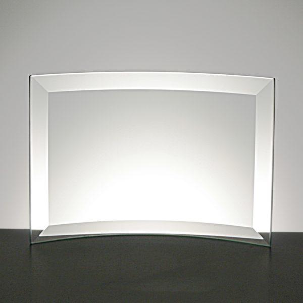 Glass Plaque Awards 10.0 X 14.5cm