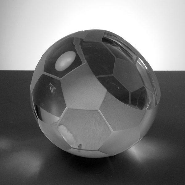 Football Slice Large 9.5cm W = 1.2Kg