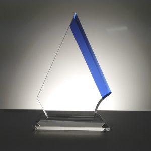Ice Diamond Glass Trophy Awards