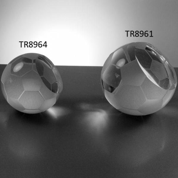 Football Slice Small 8 cm Diameter, W = 645g
